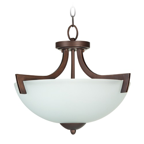 Jeremiah Lighting Jeremiah Lighting Almeda Old Bronze Convertible Semi-Flushmount Light 37753-OB-WF