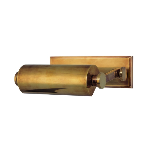 Hudson Valley Lighting Picture Light in Aged Brass Finish 6008-AGB