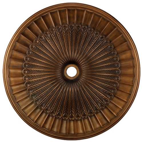 Elk Lighting Medallion in Antique Bronze Finish M1017AB