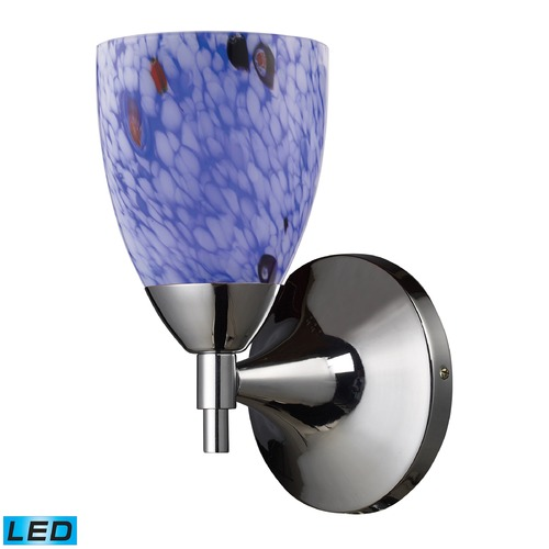 Elk Lighting Elk Lighting Celina Polished Chrome LED Sconce 10150/1PC-BL-LED