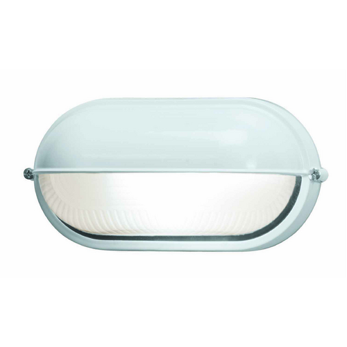 Access Lighting Access Lighting Nauticus White Outdoor Wall Light C20291WHFSTEN1113BS