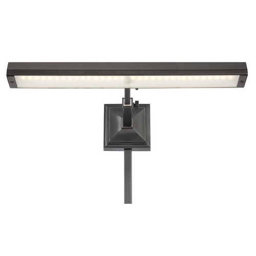 WAC Lighting Wac Lighting Hemmingway Rubbed Bronze LED Picture Light PL-LED24-27-RB