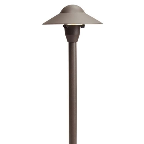 Kichler Lighting Kichler Path Light in Bronze Finish 15470AZT