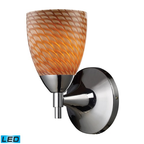 Elk Lighting Elk Lighting Celina Polished Chrome LED Sconce 10150/1PC-C-LED