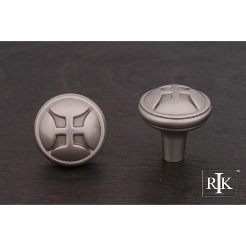 RK International Solid Four Petal Knob CK9314P