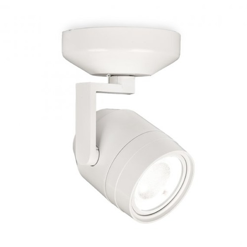 WAC Lighting WAC Lighting Paloma White LED Monopoint Spot Light 3000K 620LM MO-LED512F-930-WT