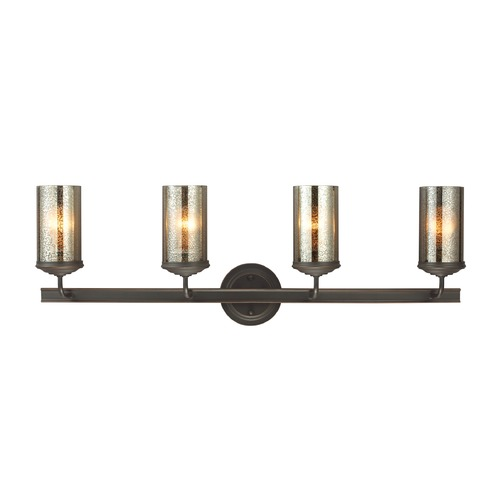 Sea Gull Lighting Sea Gull Lighting Sfera Autumn Bronze LED Bathroom Light 4410404EN3-715
