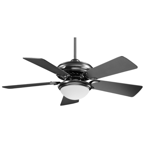 Minka Aire 44-Inch Supra Ceiling Fan with Five Blades and Light Kit F563-SP