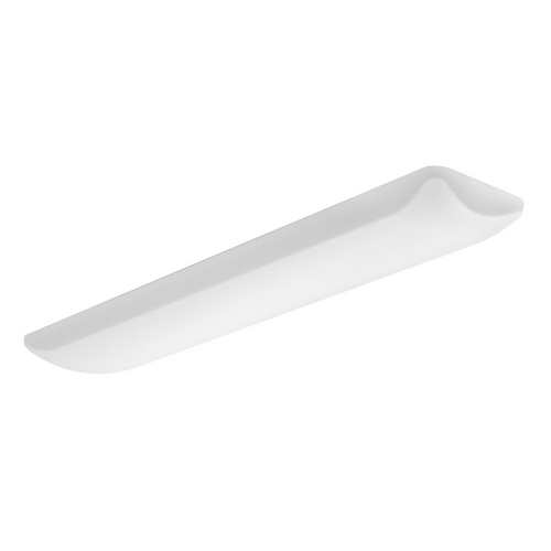 Lithonia Lighting Lithonia Lighting White LED Litepuff Flushmount Indoor Ceiling Light FMLL 9 30840