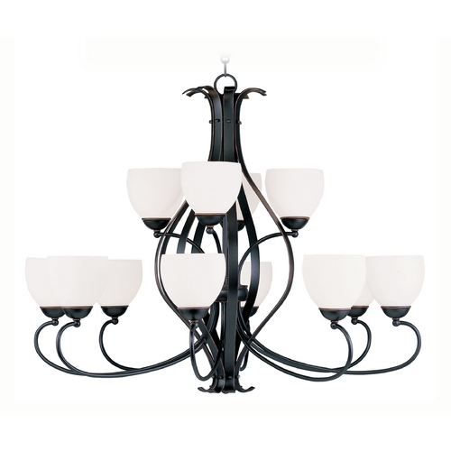 Livex Lighting Livex Lighting Brookside Olde Bronze Chandelier 4779-67
