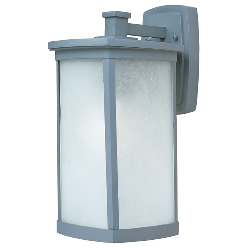 Maxim Lighting Maxim Lighting Terace LED Platinum LED Outdoor Wall Light 55754FSPL