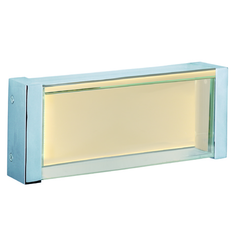 Maxim Lighting Maxim Lighting International Vista Polished Chrome LED Bathroom Light 39630CLPC