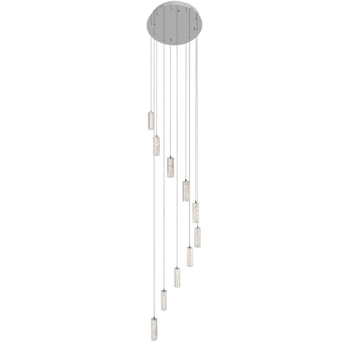 Elan Lighting Elan Lighting Neruda Chrome LED Pendant Light 83424