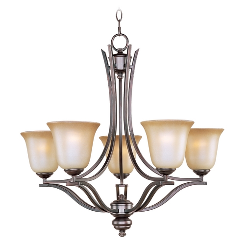Maxim Lighting Maxim Lighting Madera Oil Rubbed Bronze Chandelier 10175WSOI