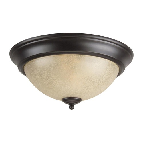 Craftmade Lighting 13-Inch Flushmount Ceiling Light X713OB