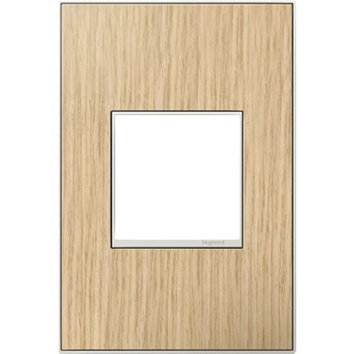 Legrand Adorne Legrand Adorne French Oak 1-Gang Switch Plate AWM1G2FH4