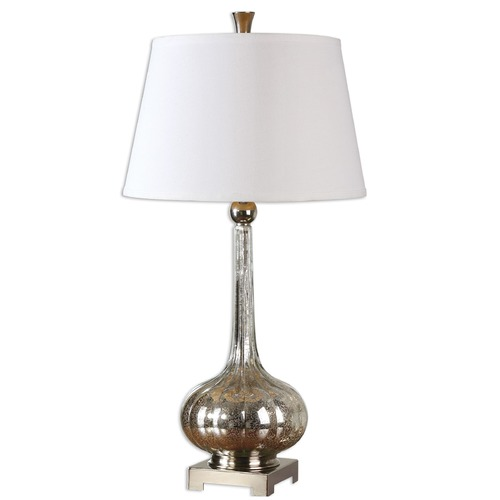 Uttermost Lighting Uttermost Oristano Mercury Glass Lamp 26494