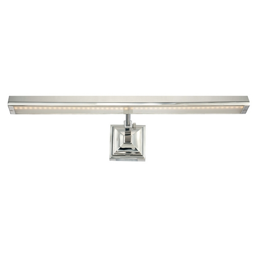 WAC Lighting Wac Lighting Polished Nickel LED Picture Light PL-LED24P-27-PN