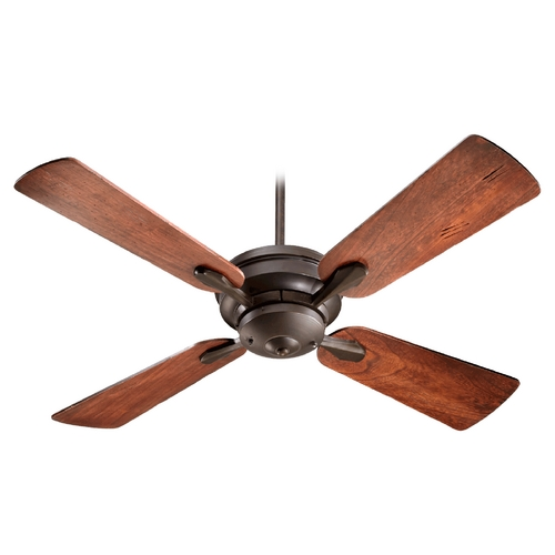 Quorum Lighting Quorum Lighting Valor Oiled Bronze Ceiling Fan Without Light 81524-86