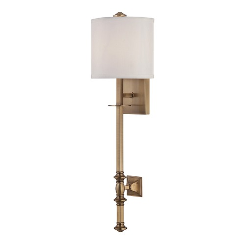 Savoy House Savoy House Warm Brass Sconce 9-7140-1-322