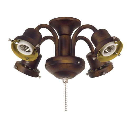 Fanimation Fans Light Kit in Tortoise Shell Finish F404TS