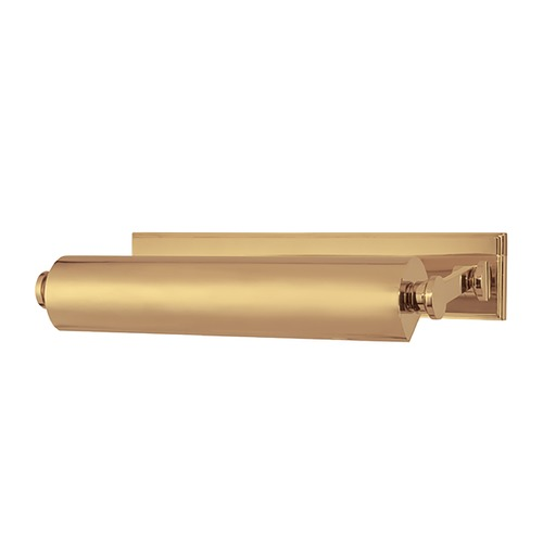 Hudson Valley Lighting Picture Light in Aged Brass Finish 6015-AGB