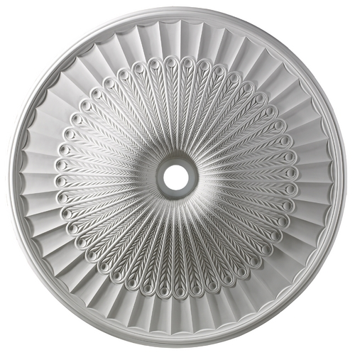 Elk Lighting Medallion in White Finish M1017WH