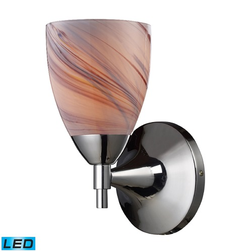 Elk Lighting Elk Lighting Celina Polished Chrome LED Sconce 10150/1PC-CR-LED