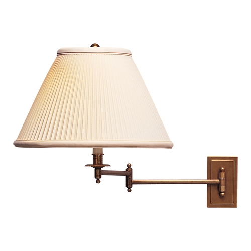 Robert Abbey Lighting Robert Abbey Kinetic Brass Swing Arm Lamp 1504