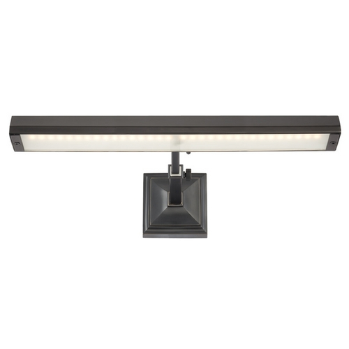 WAC Lighting Wac Lighting Rubbed Bronze LED Picture Light PL-LED24P-27-RB