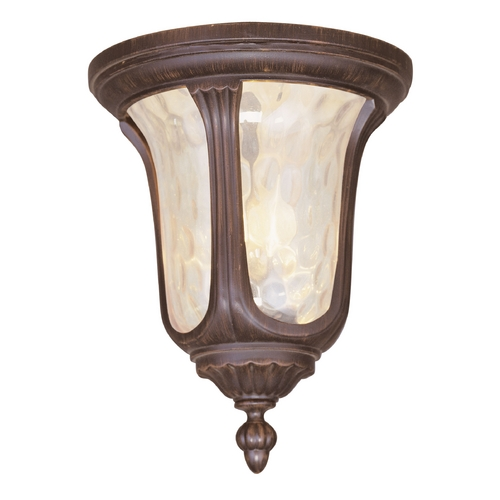Livex Lighting Livex Lighting Oxford Imperial Bronze Close To Ceiling Light 7661-58