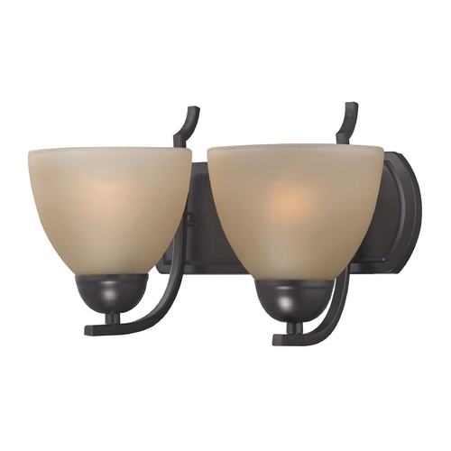 Cornerstone Lighting Cornerstone Lighting Kingston Oil Rubbed Bronze Bathroom Light 1402BB/10