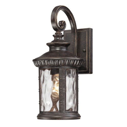 Quoizel Lighting Quoizel Chimera Imperial Bronze Outdoor Wall Light CHI8407IBFL