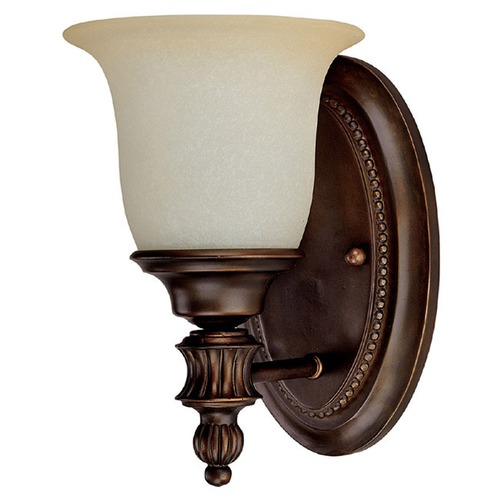 Capital Lighting Capital Lighting Burnished Bronze Sconce 1701BB-291