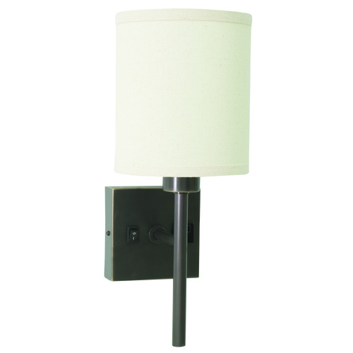 House of Troy Lighting House Of Troy Decorative Wall Lamp Oil Rubbed Bronze Wall Lamp WL625-OB