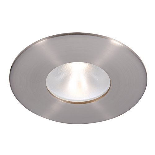 WAC Lighting Wac Lighting Brushed Nickel LED Recessed Trim HR-2LD-ET109S-C-BN