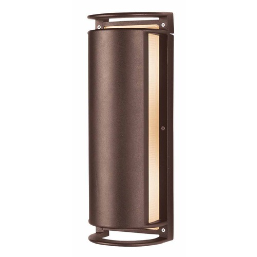 Access Lighting Access Lighting Poseidon Bronze LED Outdoor Wall Light 20343LED-BRZ/RFR