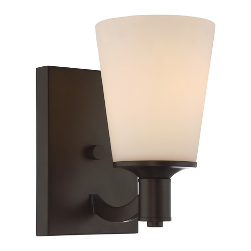 Nuvo Lighting Nuvo Lighting Laguna Aged Bronze Sconce 60/5921
