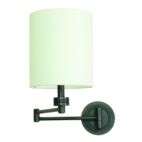 House of Troy Lighting House Of Troy Decorative Wall Swing Oil Rubbed Bronze Swing Arm Lamp WS775-OB
