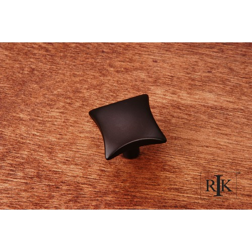 RK International Plain Knob with Four Curves CK9316RB