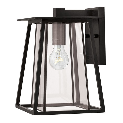 Hinkley Lighting Black Outdoor Wall Light by Hinkley Lighting 2100BK