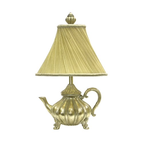 Sterling Lighting Table Lamp with Beige / Cream Shade 93-465