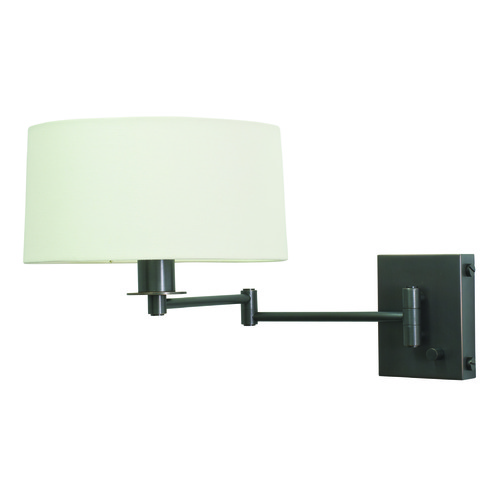 House of Troy Lighting House Of Troy Decorative Wall Swing Oil Rubbed Bronze Swing Arm Lamp WS776-OB
