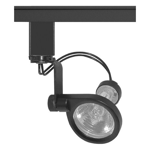 Juno Lighting Group Juno Lighting Group Black Track Light Head TL110 BL