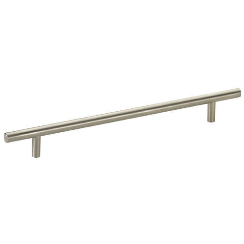 Seattle Hardware Co Satin Nickel Cabinet Pull - Case Pack of 10 - 9-inch Center to Center HW3-12-09 *10 PACK* KIT