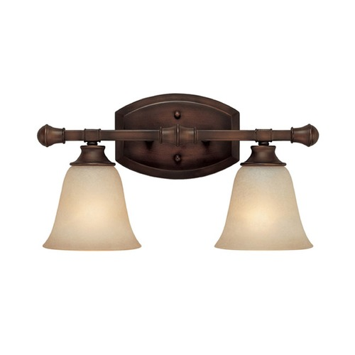 Capital Lighting Capital Lighting Belmont Burnished Bronze Bathroom Light 1332BB-287