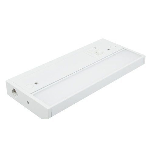 American Lighting American Lighting White 8-Inch LED Under Cabinet Light 4000K 335LM 3LC2-8-WH