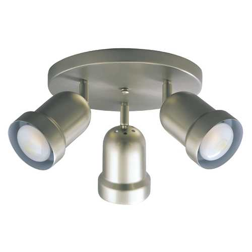 Galaxy Excel Lighting Three-Light Spotlight EX766103-PT