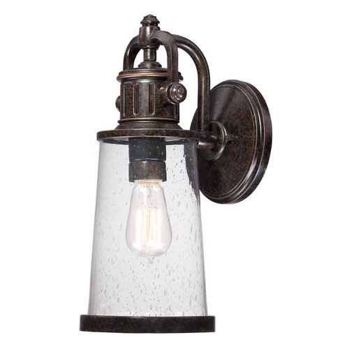 Quoizel Lighting Quoizel Steadman Imperial Bronze Outdoor Hanging Light SDN8407IBFL