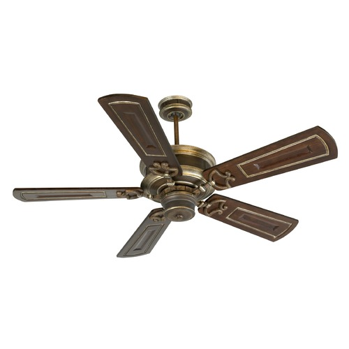 Craftmade Lighting Craftmade Lighting Woodward Dark Coffee/vintage Madera Ceiling Fan Without Light K10365
